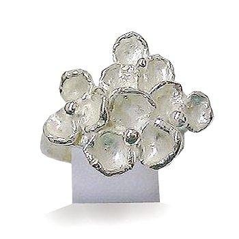 Zilveren ringen zonder steen